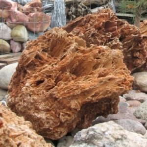 Skaldyti, gludinti akmenys (sveriami)